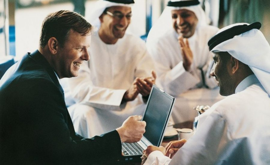 What is a sponsor in Dubai and United Arab Emirates companies?