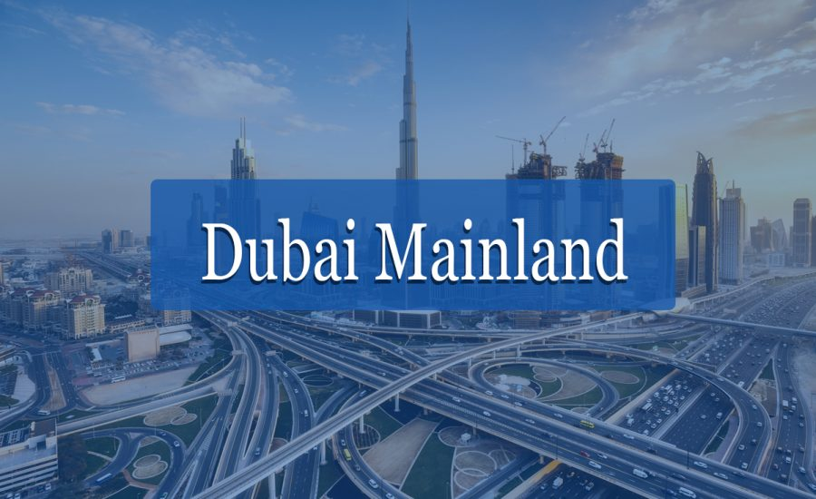 Is it possible for free zone companies to run their businesses in Dubai Mainland?