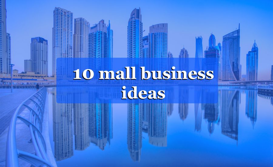 Top 10 small business ideas for setting up a company in Dubai