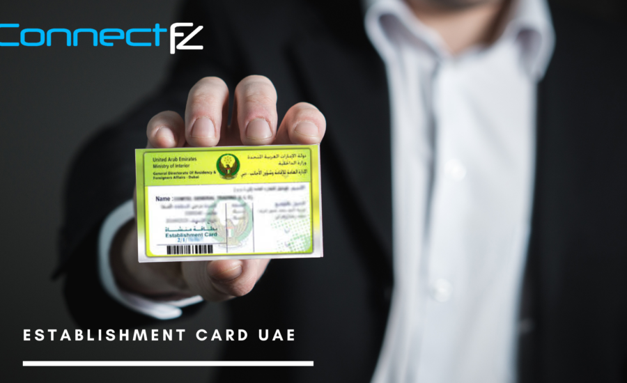 Establishment card UAE: All you need to know about it