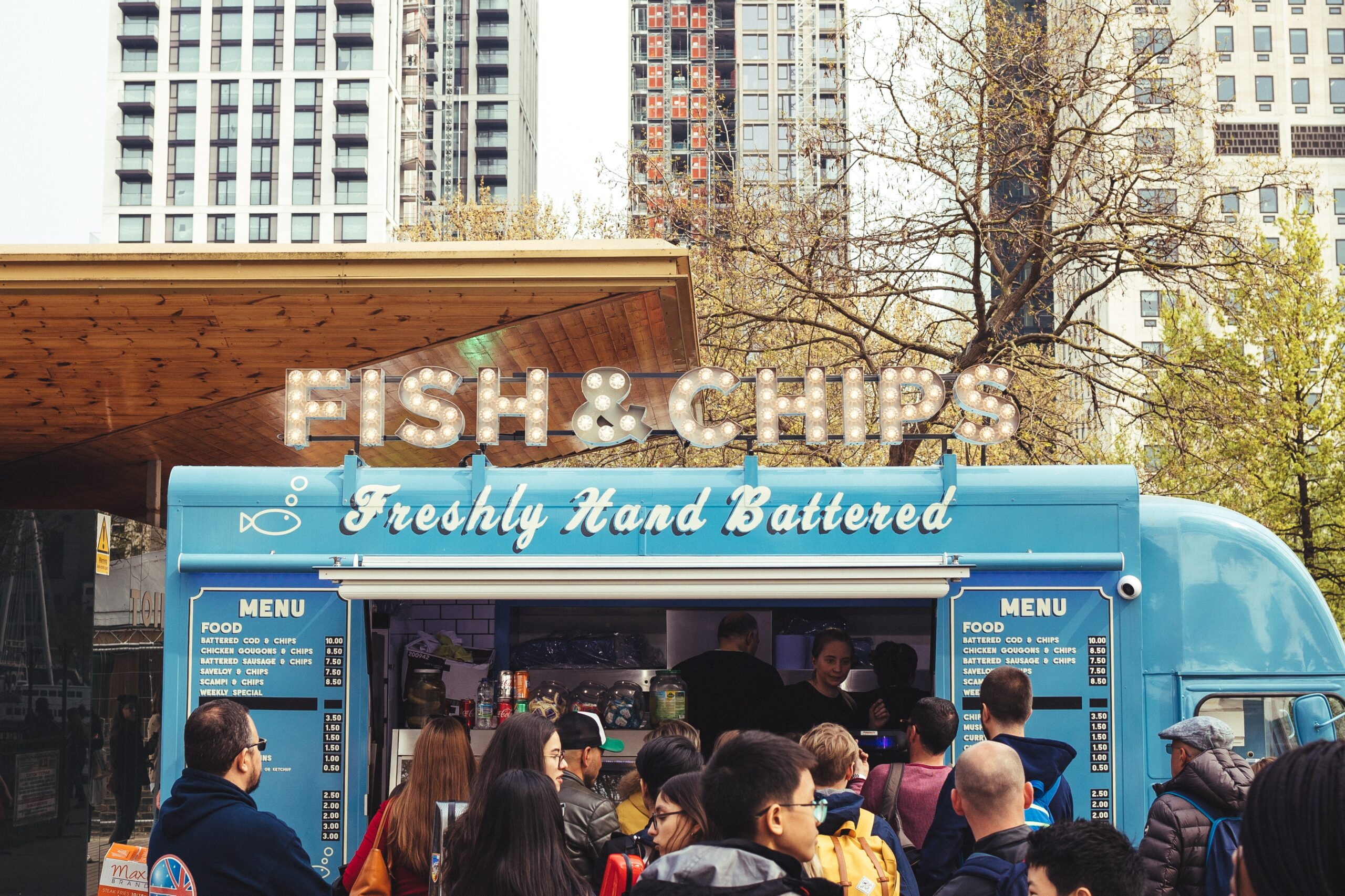 food truck business in UAE free zone