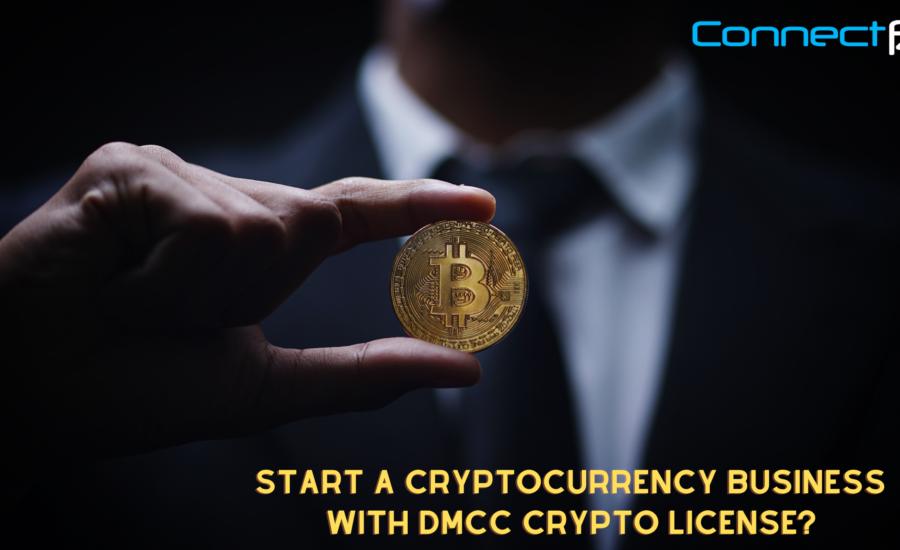 DMCC crypto license- Connectfreezone