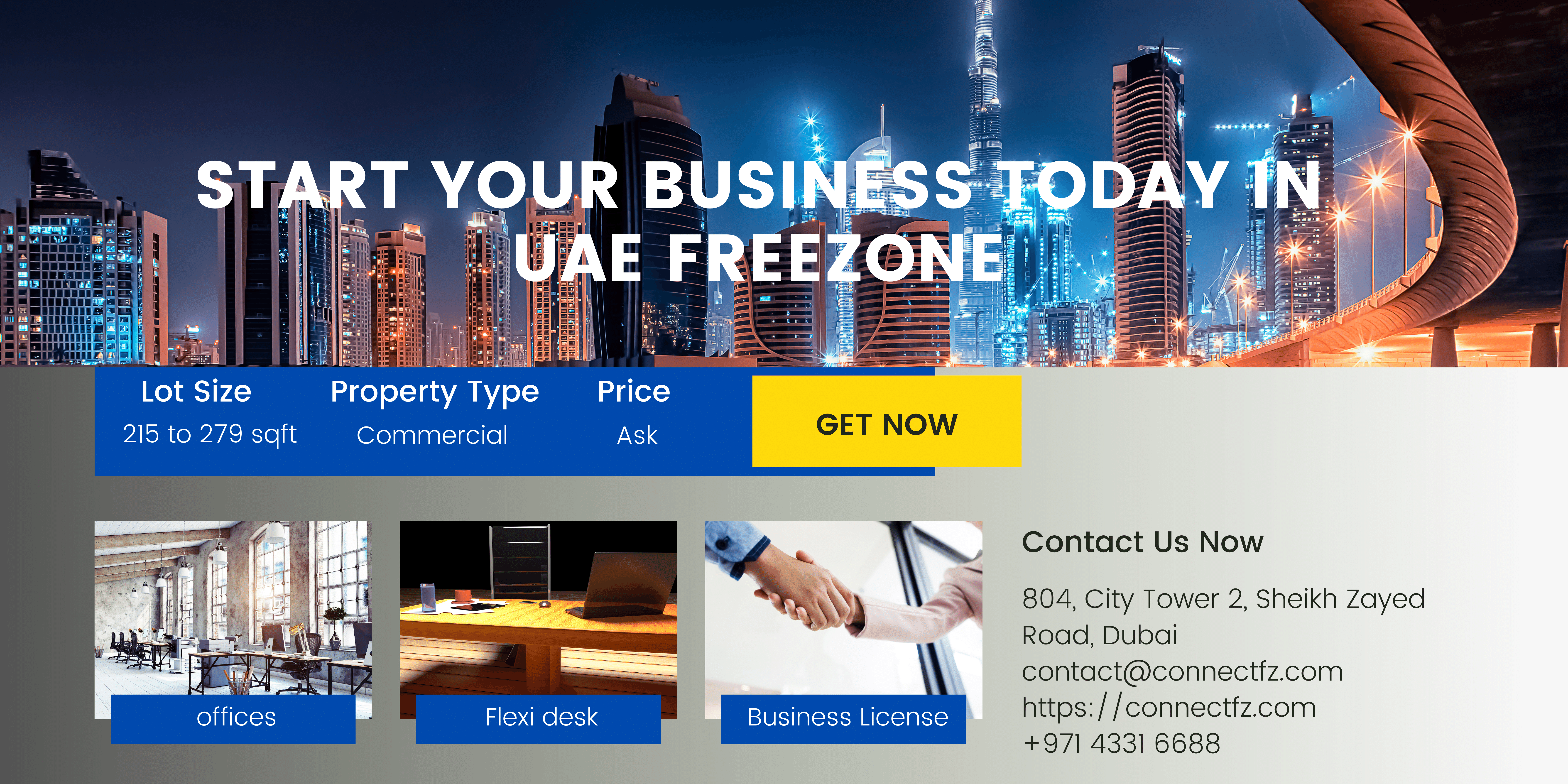 Start Your Business Today in UAE freezone