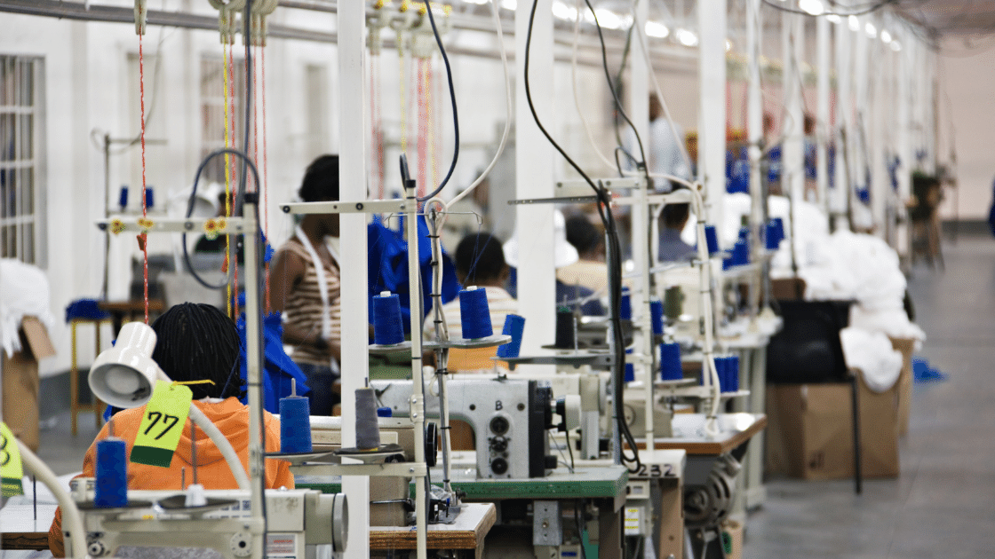 Textile Business in Dubai